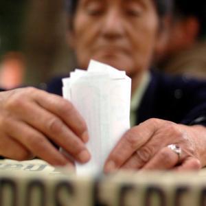 """""""Sin trampa"""" conteo de votos p.."""