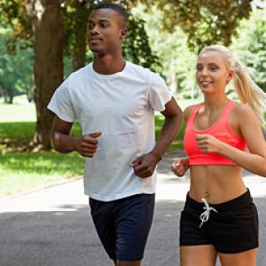 Correr aumenta la resistencia ..