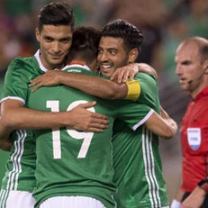 México vence a Irlanda y está ..