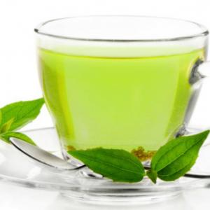 El Té Verde Está Vinculado a u..