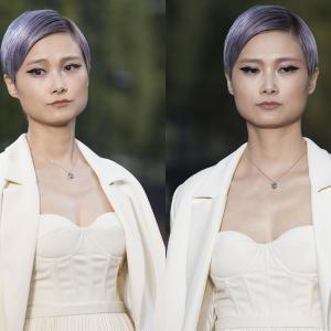 Li Yuchun shines at L'Oréal fa..