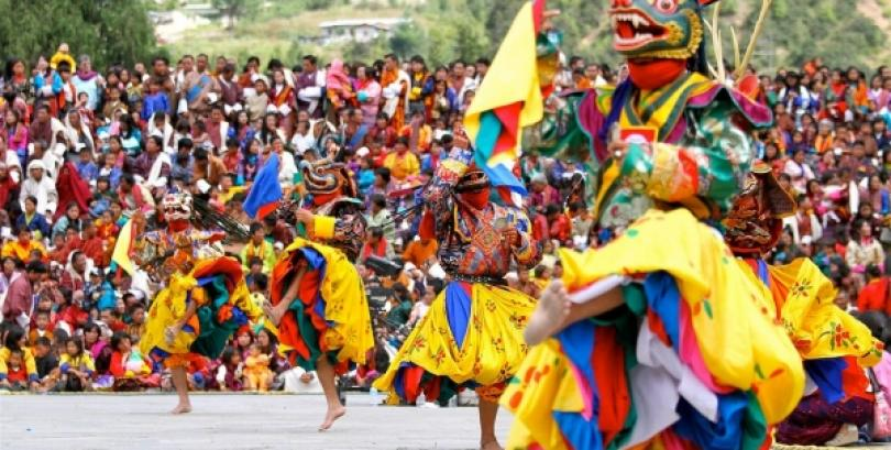 Best of Top 10 Tourists Places for Visit in Bhutan