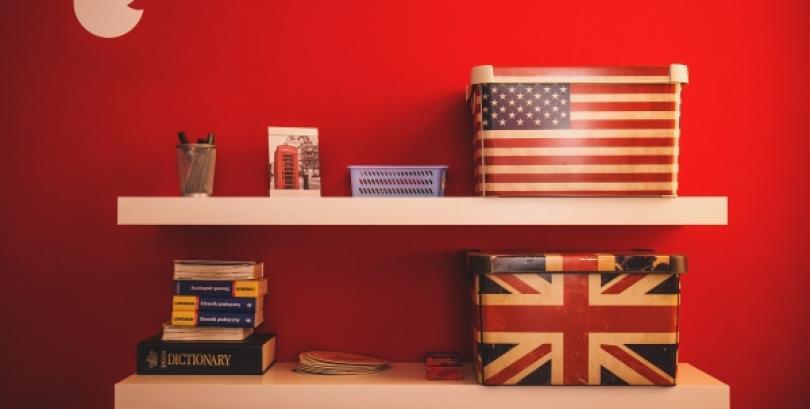 Razones para aprender inglés americano