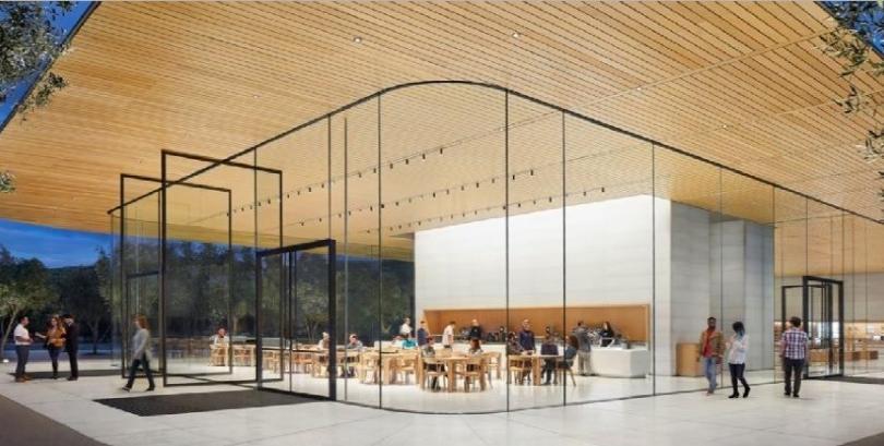 Apple Park, el otro sueño de Steve Jobs, ya abrió sus puertas