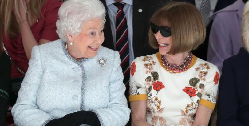 Royal debut for London Fashion Week