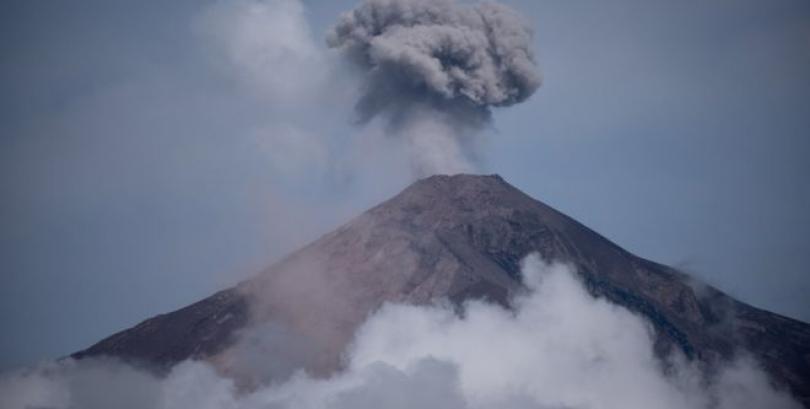 Guatemala Vive la Peor Erupcion de el Volcan de Fuego