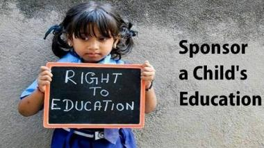 Why Should You Sponsor a Child's Education in India