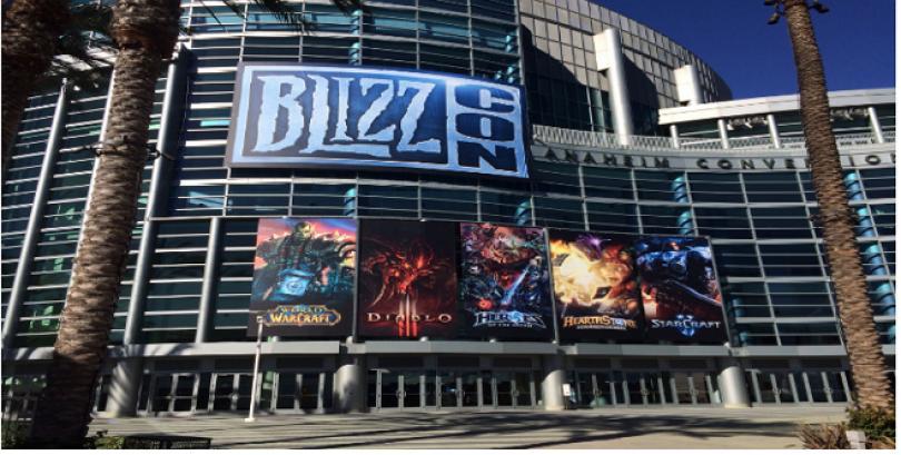 Blizzard lo hace de nuevo! Blizzcon 2016