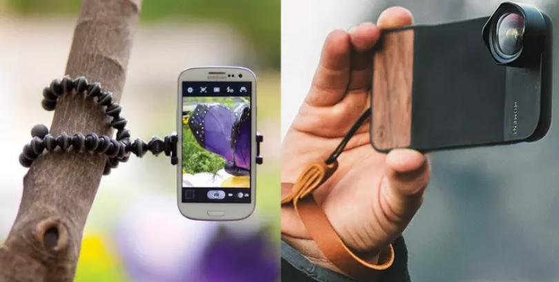 8 accessories that will instantly upgrade your smartphone camera