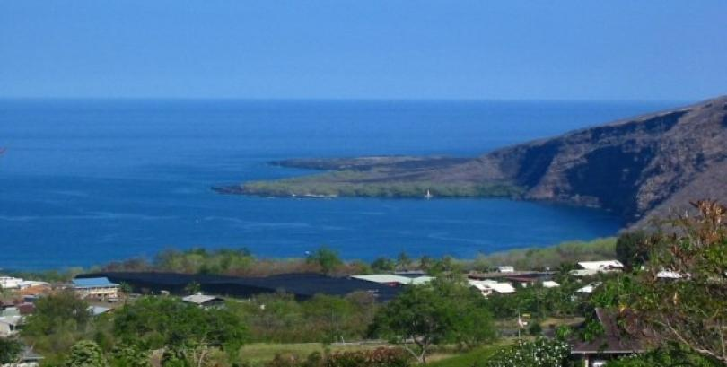 Time Marches On...............Kealakekua Bay