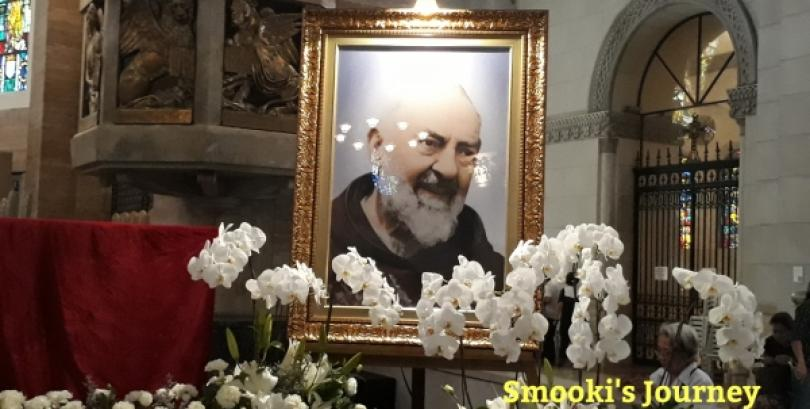 Schedule of Veneration of Padre Pio's Heart Relic (October 2018)