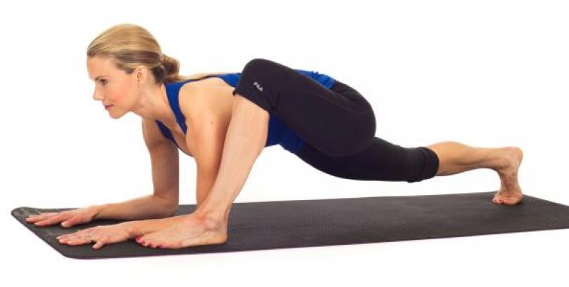 4 Yoga Poses With Magic Edges