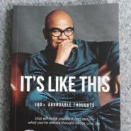 It's Like This: 100+ Abundable Thoughts by Boy R. Abunda Jr., Ph.D. - Book Review