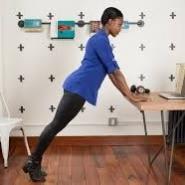 Discrete Desk Job Exercises