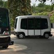 Autobuses Sin Conductor Que Vienen a tu Manera?