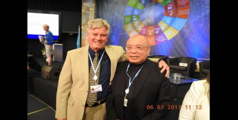 Cumbre Mundial de la Buena Inteligencia en Ginebra