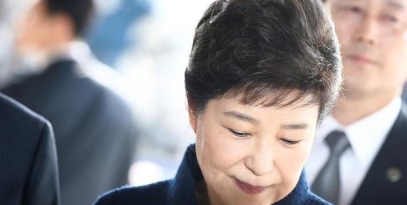 La Expresidenta de Corea del Sur, Condenada a 24 Años de Cárcel por Corrupción