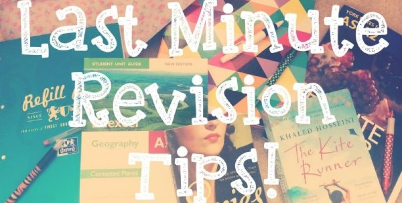 5 Efficient Last-Minute Revision Tips You Must Try a Day Before Exam
