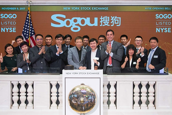 With eye on AI, Sogou debuts o..