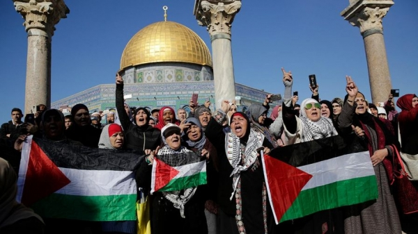 Trump's Jerusalem decision def..