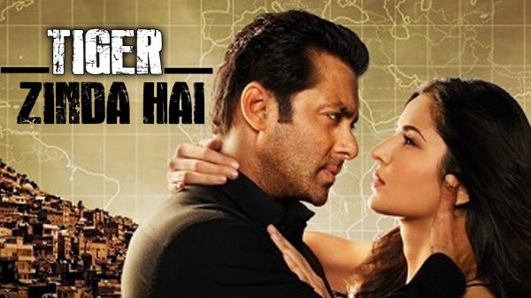Salman Khan - Tiger zinda hai ..