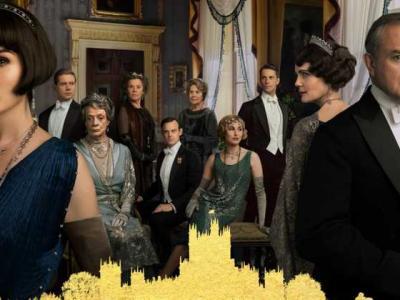 The Downton Abbey Movie!
