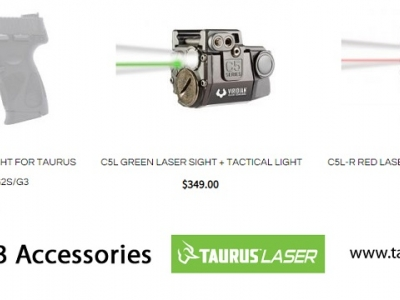 Taurus G3 Accessories