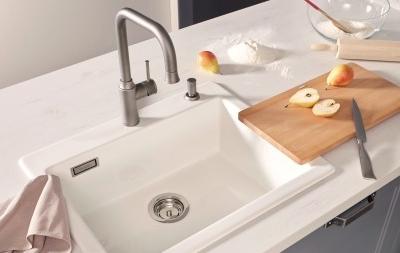 How To Repair a Ceramic Sink