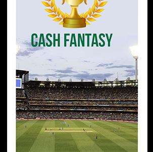 Cricket Match On Fantasy App  ..