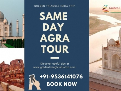 Delhi to Agra Trip Planning wi..