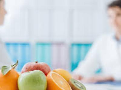 Get Dietary Advice from A Nutr..