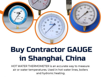 PRESSURE GAUGES AND TRENDS FOR..