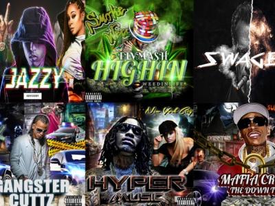 Make a Hip Hop Mix Tape to Sta..