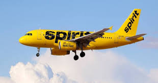 Book Your Flight With Spirit A..