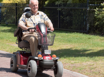 4 Most Common Mobility Scooter..