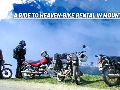 A RIDE TO HEAVEN-BIKE RENTAL I..