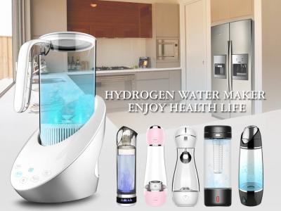 Hydrogen Water Machine Produce..