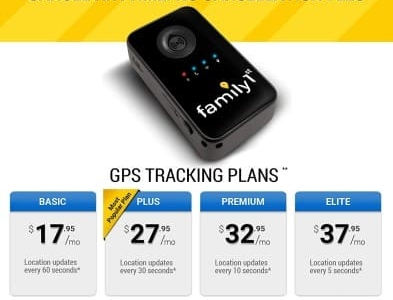 Track Your Vehicle With Family..