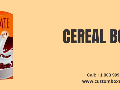 Buy custom cereal boxes wholes..