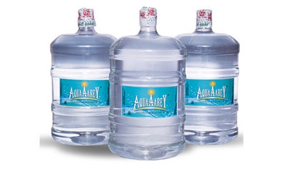 Now Get The Mineral Water Jars..