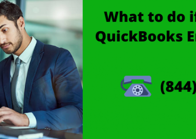 What to do if you Get QuickBoo..