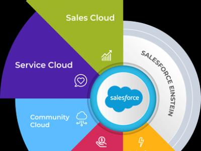 What Are The Salesforce Consul..