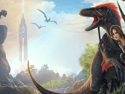 Ark: Survival Evolved-Ultimate..