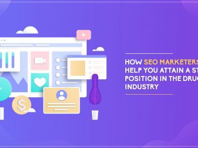 How SEO Marketers Help You Att..