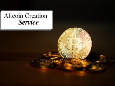 Altcoin Creation Service Provi..
