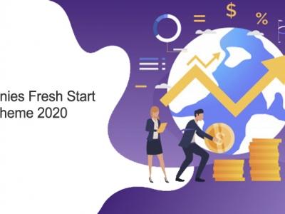 FAQs On Companies Fresh Start ..