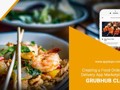 Creating a food delivery app w..