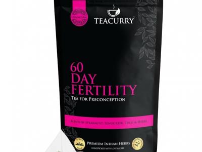 TEACURRY - 60 Day Fertility Te..