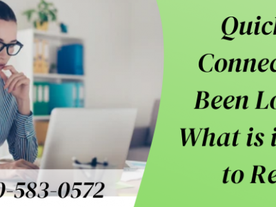 QuickBooks Connection Has Been..