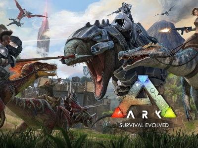 Revealed A New Map For The Ark..